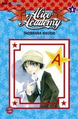 Alice Academy, Band 8