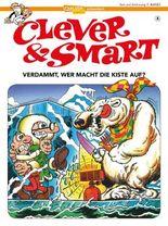 Clever und Smart 8: Verdammt, wer macht die Kiste auf?