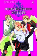 Ouran High School Host Club. Bd.11