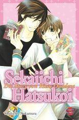 Sekaiichi Hatsukoi, Band 1