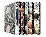 Attack on Titan, Bände 16-20 im Sammelschuber mit Extra