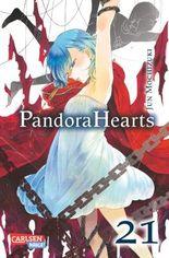 PandoraHearts 21