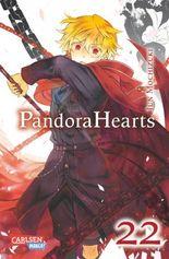 Pandora Hearts. Bd.22