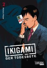 Ikigami, Band 2