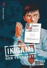 Ikigami - Band 3