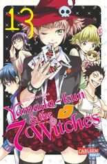 Yamada-kun and the seven Witches 13