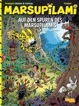 Marsupilami 11: Auf den Spuren des Marsupilamis