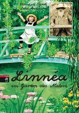 Linnea im Garten des Malers