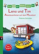 Lena und Tim - Abenteuerferien auf dem Hausboot