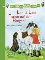Leni & Lotti - Ferien auf dem Ponyhof