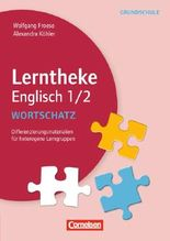 Lerntheke Grundschule - Englisch / Wortschatz 1/2