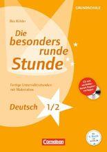 Deutsch: Klasse 1/2, m. CD-ROM