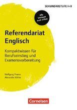 Referendariat Englisch