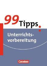 99 Tipps / Unterrichtsvorbereitung