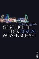 Geschichte der Sexualwissenschaft
