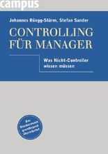 Controlling für Manager