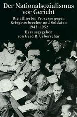 Der Nationalsozialismus vor Gericht