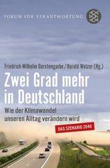 Zwei Grad mehr in Deutschland