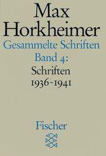 Max Horkheimer. Gesammelte Schriften - Taschenbuch-Ausgabe / Gesammelte Schriften in 19 Bänden