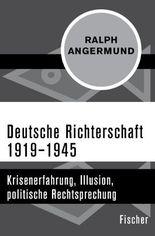 Deutsche Richterschaft 1919–1945