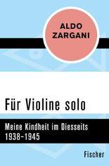 Für Violine solo