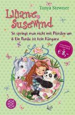 Liliane Susewind - So springt man nicht mit Pferden um / Ein Panda ist kein Känguru