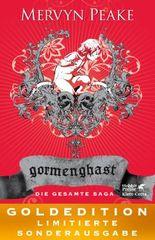 Gormenghast: Die gesamte Saga: GOLDEDITION – Limitierte Sonderausgabe