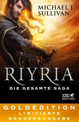 Riyria: Die gesamte Saga: GOLDEDITION – Limitierte Sonderausgabe