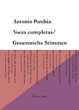 Voces Completas /Gesammelte Stimmen