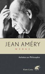 Werke. Die Ausgabe wird unterstützt von der Hamburger zur Förderung... / Aufsätze zur Philosophie
