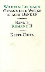 Gesammelte Werke in acht Bänden / Romane II - Der Überläufer