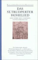 Das St.Trudperter Hohelied