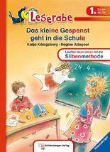 Leserabe – Das kleine Gespenst geht in die Schule