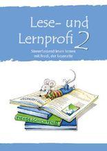 Lese- und Lernprofi 2 - Schülerarbeitsheft