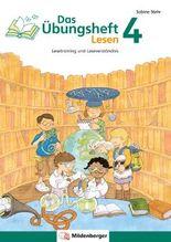 Das Übungsheft 4 Lesen