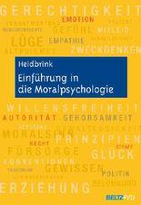 Einführung in die Moralpsychologie