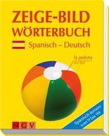 Zeige-Bildwörterbuch Spanisch-Deutsch