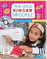 Meine große SINGER Nähschule (mit DVD)