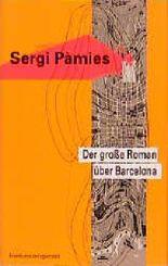 Der grosse Roman über Barcelona