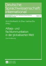 Alltags- und Fachkommunikation in der globalisierten Welt