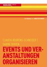 Events und Veranstaltungen organisieren