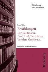 Franz Kafka, Erzählungen (Oldenbourg Interpretationen)