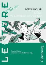 Lektüre Kopiervorlagen: Louis Sachar, Löcher. Die Geheimnisse von Green Lake