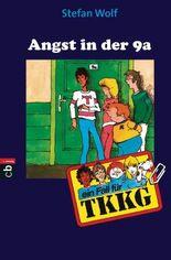 TKKG - Angst in der 9a: Band 6