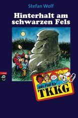TKKG - Hinterhalt am schwarzen Fels: Band 101