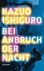 Bei Anbruch der Nacht (German Edition)