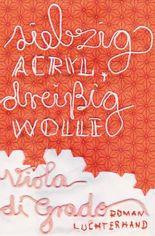 Siebzig Acryl, dreißig Wolle: Roman