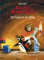 Carlos, Knirps & Co - Der Schatz in der Höhle: Band 2