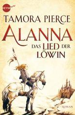 Alanna - Das Lied der Löwin (Heyne fliegt)