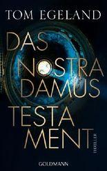 Das Nostradamus-Testament: Ein Fall für Bjørn Beltø - Thriller